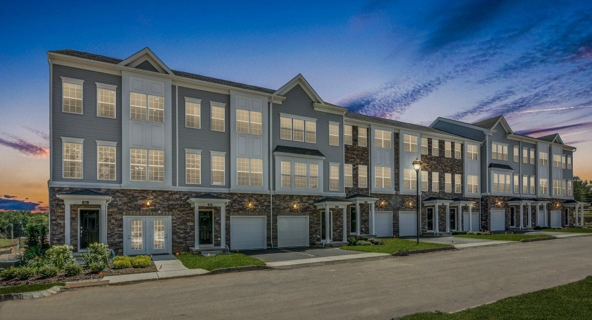 'Fox Hollow I' by Lennar - Northeast in Somerset County
