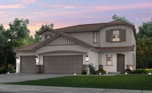 Redwood Collection at Parkside by Lennar in Sacramento California