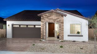 Kennedy Plan 4067 - Asante Heritage - Inspiration: Surprise, Arizona - Lennar