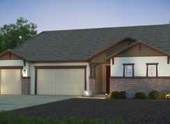 The Monticello - Plan 2955 - Heritage El Dorado Hills - Estates: El Dorado Hills, California - Lennar