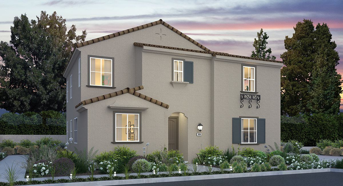Exterior featured in the Residence 3 By Lennar in Ventura, CA