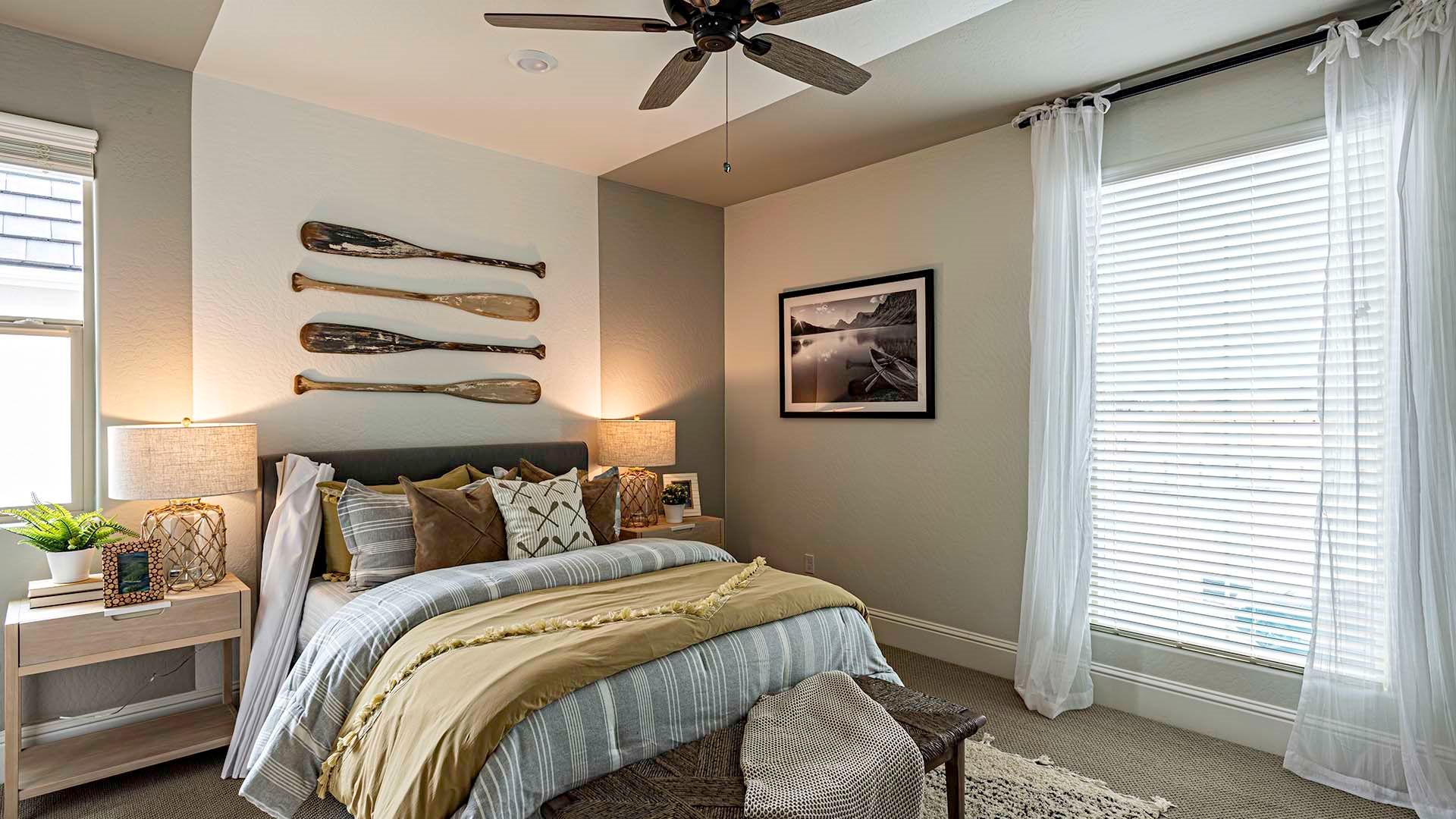 Bedroom featured in the Sentinel By Lennar in Fresno, CA