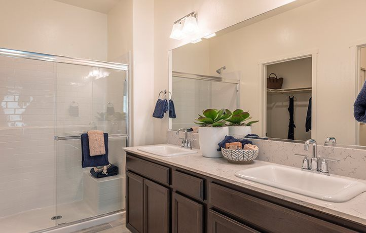 Bathroom featured in the Reef By Lennar in Bakersfield, CA
