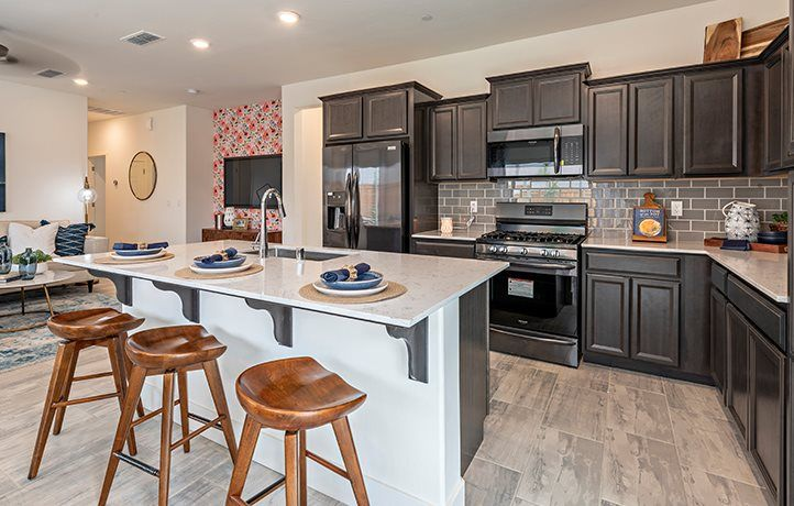 Kitchen featured in the Reef By Lennar in Bakersfield, CA