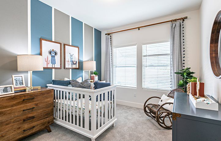 Bedroom featured in the Reef By Lennar in Bakersfield, CA