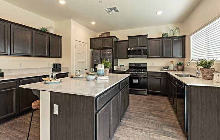 Kitchen featured in the Dune By Lennar in Bakersfield, CA