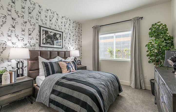 Bedroom featured in the Seaside By Lennar in Bakersfield, CA