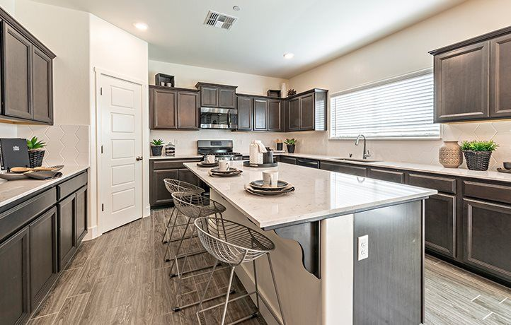 Kitchen featured in the Seaside By Lennar in Bakersfield, CA