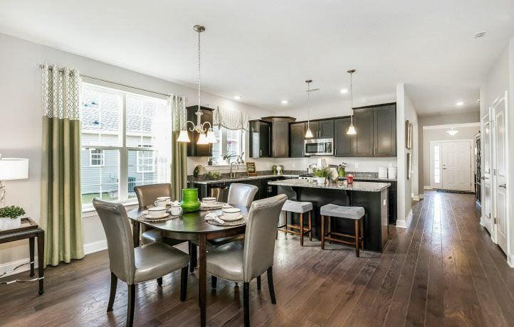 Kitchen featured in the Merion By Lennar in Ocean County, NJ