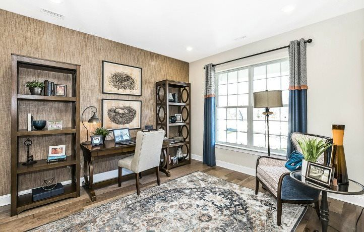 Living Area featured in the Montauk By Lennar in Ocean County, NJ