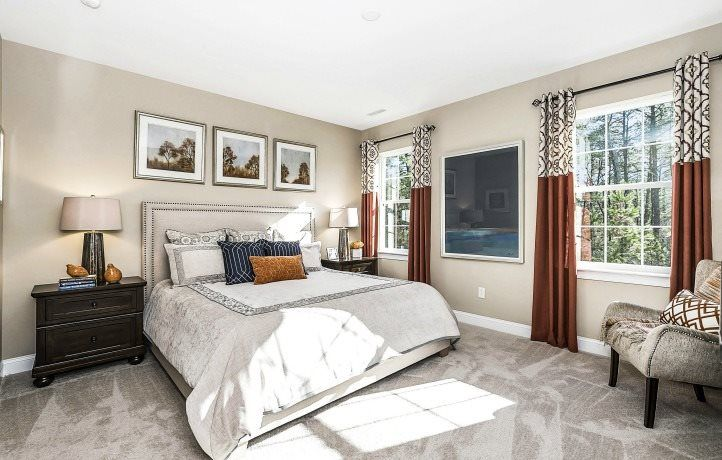 Bedroom featured in the Montauk By Lennar in Ocean County, NJ