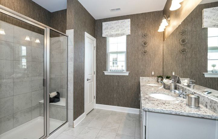 Bathroom featured in the Saratoga By Lennar in Ocean County, NJ