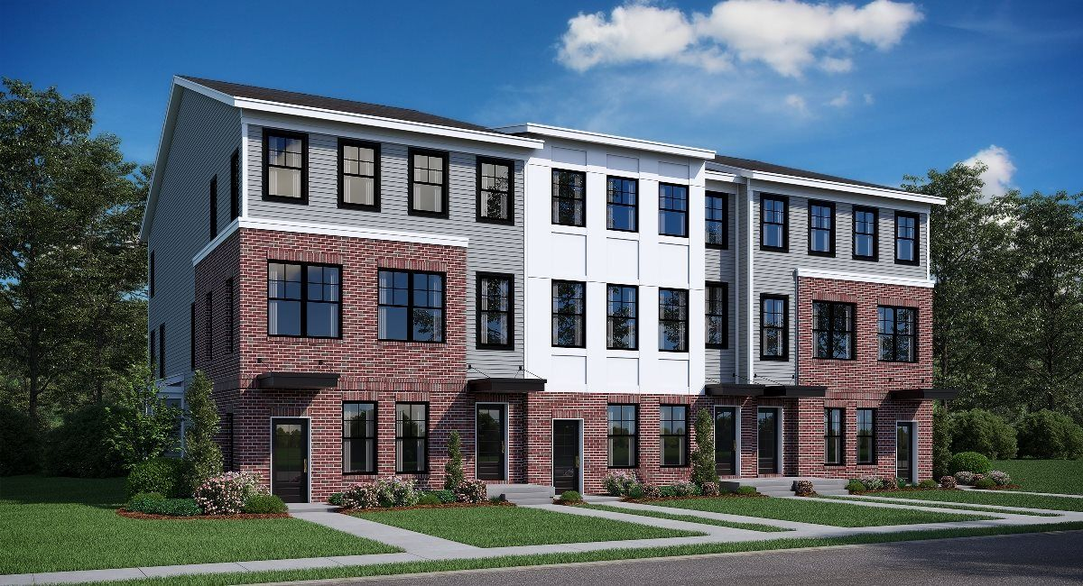 Exterior featured in the Collins By Lennar in Monmouth County, NJ