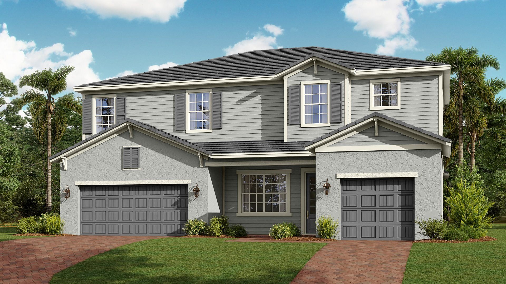 Exterior featured in The Cornell By Lennar in Punta Gorda, FL