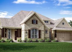 Victoria - Woodtrace - Classic Collection: Pinehurst, Texas - Village Builders