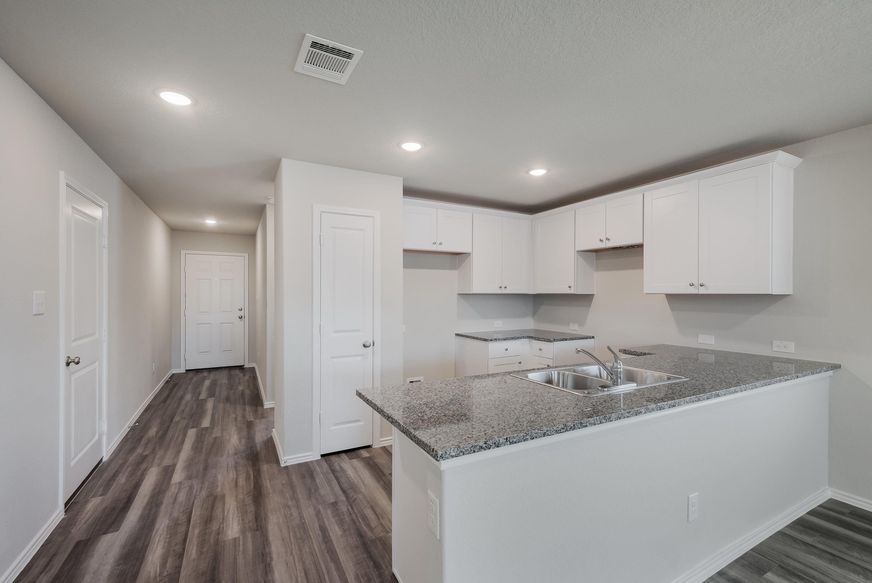 Kitchen featured in the Malvern By Lennar in San Antonio, TX