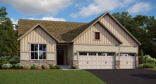 Clearwater - Calarosa - Discovery Collection: Cottage Grove, Minnesota - Lennar