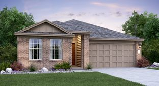 Albany - Cool Springs - Claremont Collection: Kyle, Texas - Lennar