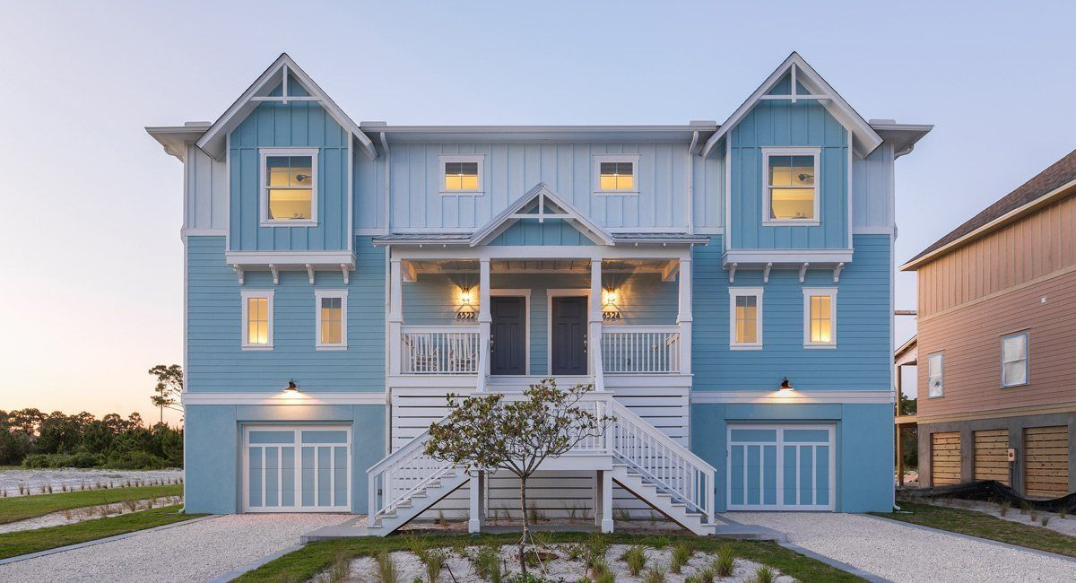 Exterior featured in the Resort Villa By Lennar in Pensacola, FL