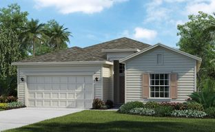 Mill Creek North by Lennar in Jacksonville-St. Augustine Florida