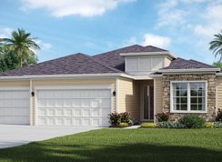 PRINCETON - Creekside at Twin Creeks - Creekside 63' Imperial Collection: Saint Augustine, Florida - Lennar