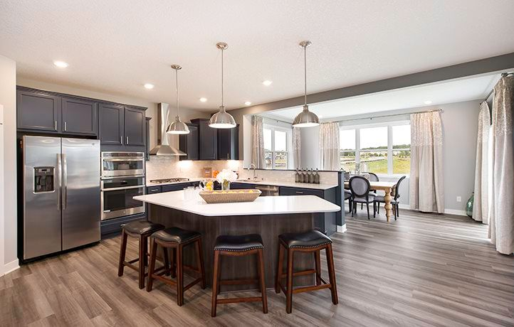Kitchen featured in the Bristol EI By Lennar in Minneapolis-St. Paul, MN