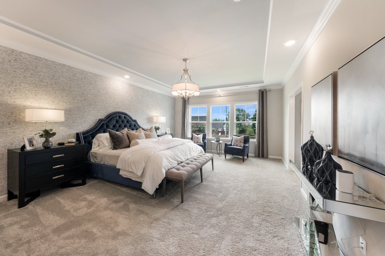 Bedroom featured in the Marlette III By Lennar in Raleigh-Durham-Chapel Hill, NC