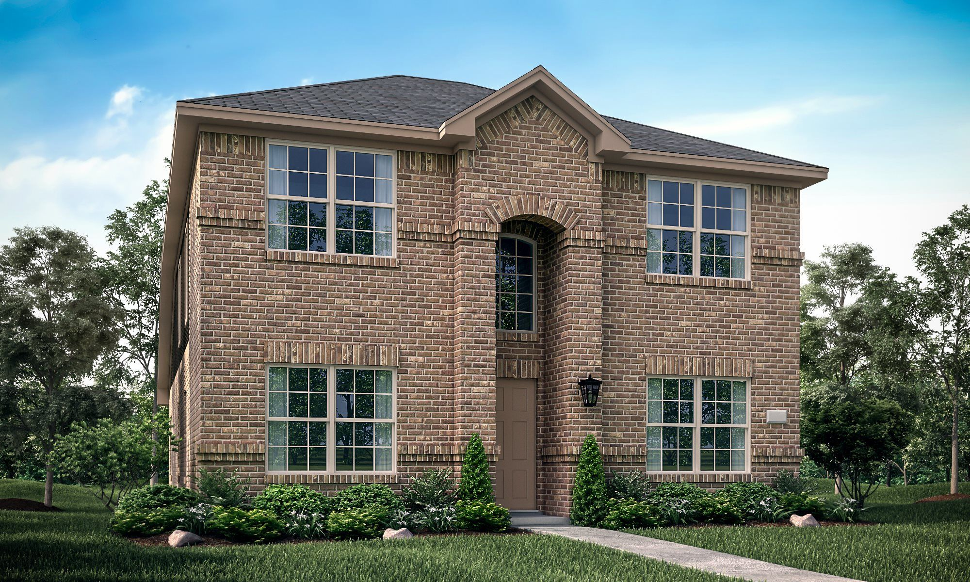 Exterior featured in the Diamond By Lennar in Dallas, TX
