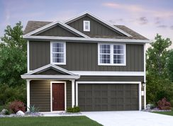 Harland - Greenwood - Cottage Collection: Pflugerville, Texas - Lennar