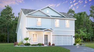 Selsey - Greenwood - Watermill Collection: Pflugerville, Texas - Lennar