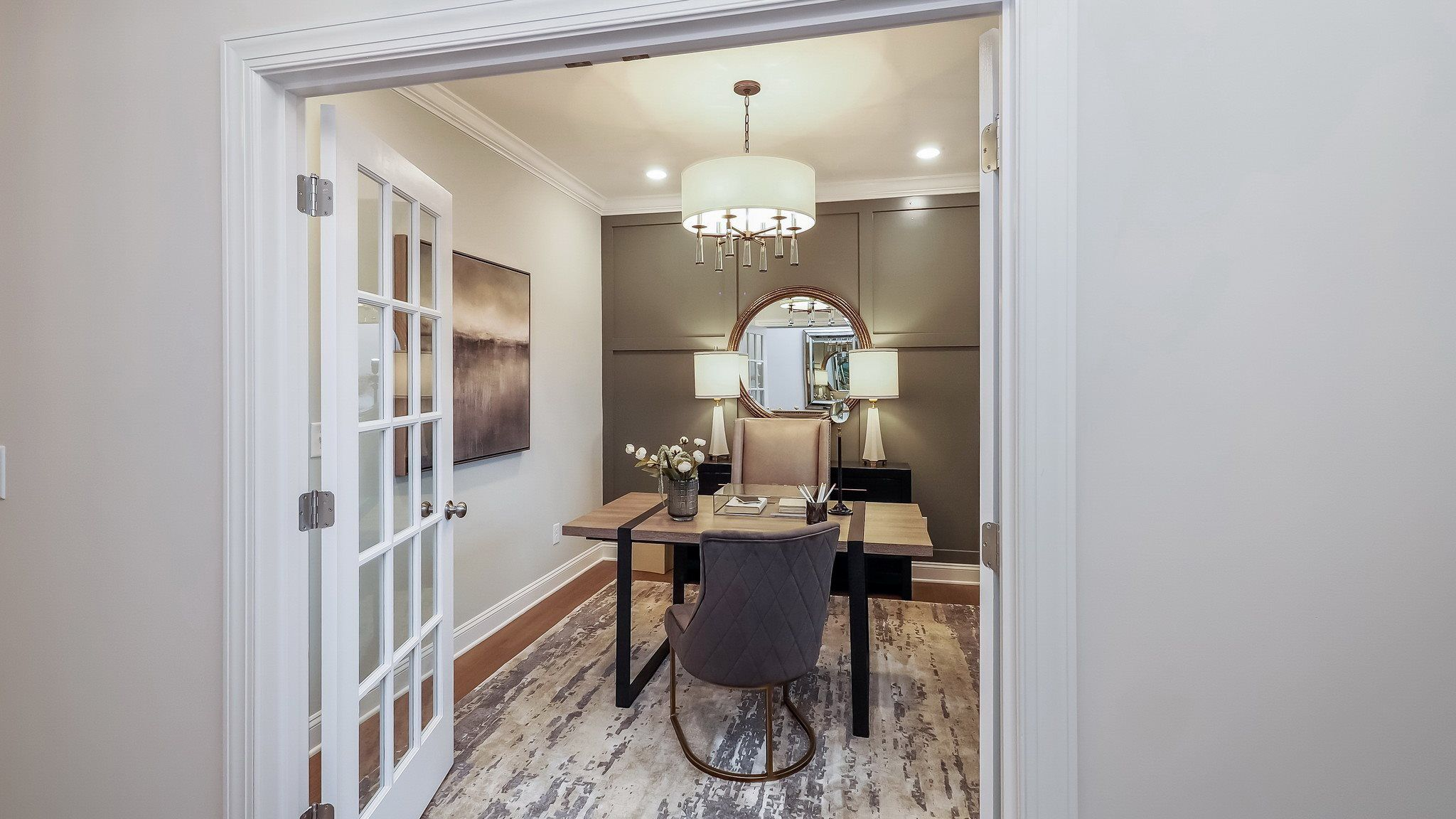 Living Area featured in the Mayflower III By Lennar in Raleigh-Durham-Chapel Hill, NC