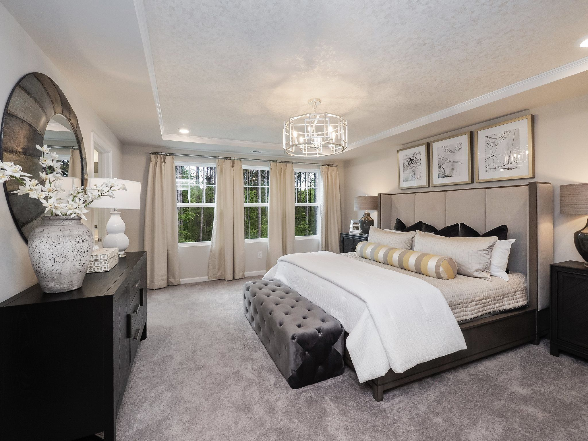 Bedroom featured in the Chadwick By Lennar in Raleigh-Durham-Chapel Hill, NC