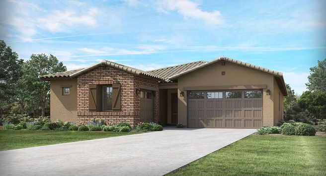 9533 W GETTY DR (Trillium Plan 4585)