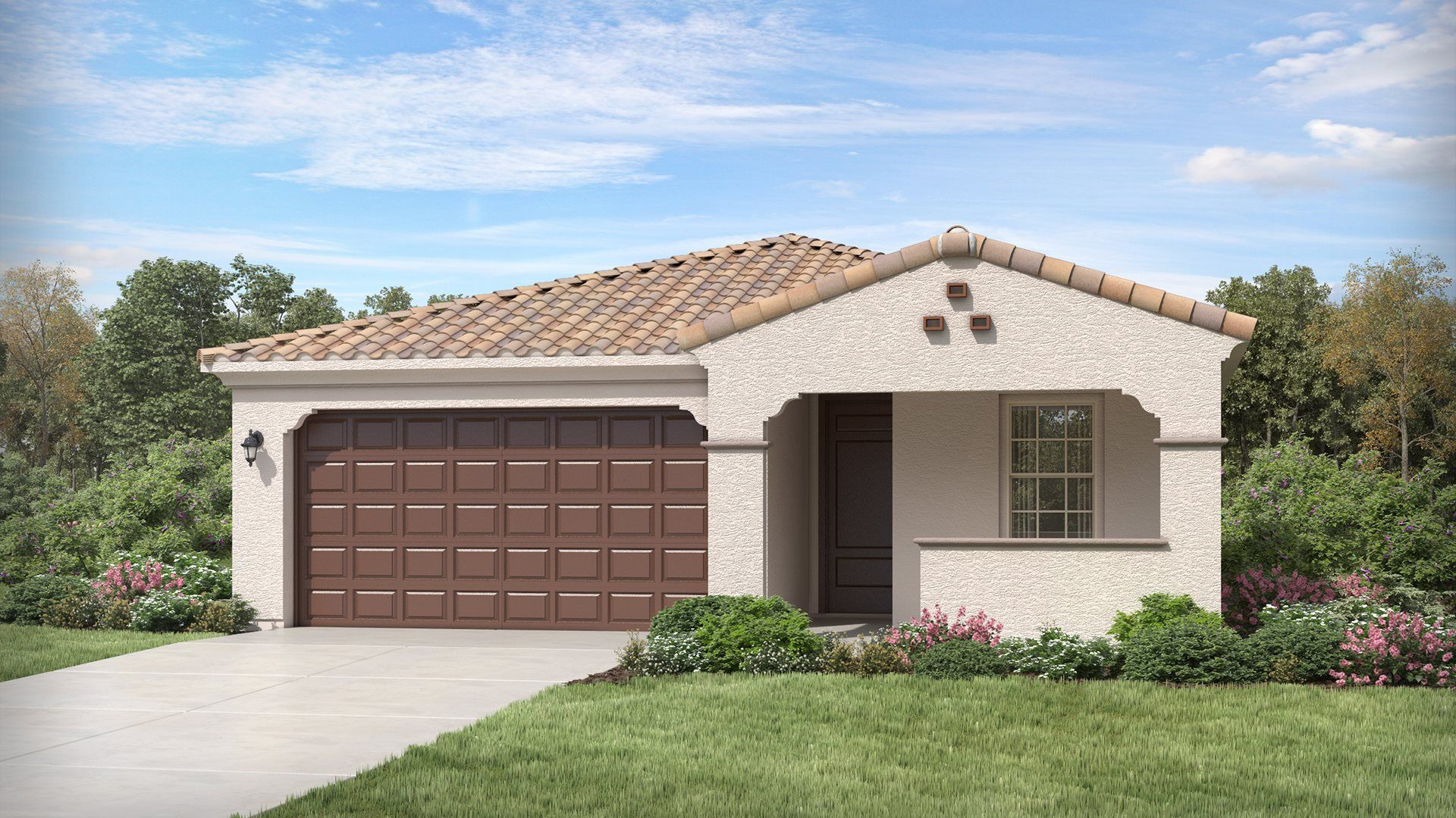 Exterior featured in the Ocotillo Plan 3520 By Lennar in Phoenix-Mesa, AZ