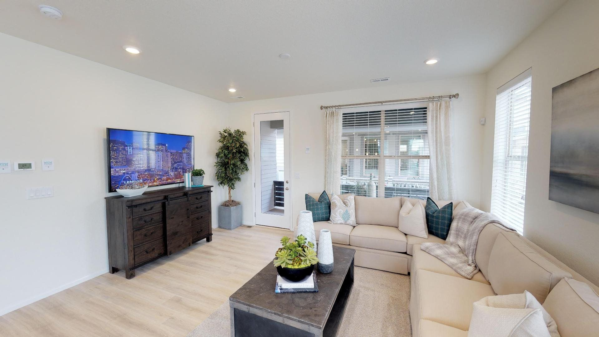 Living Area featured in the Ivy By Lennar in Denver, CO