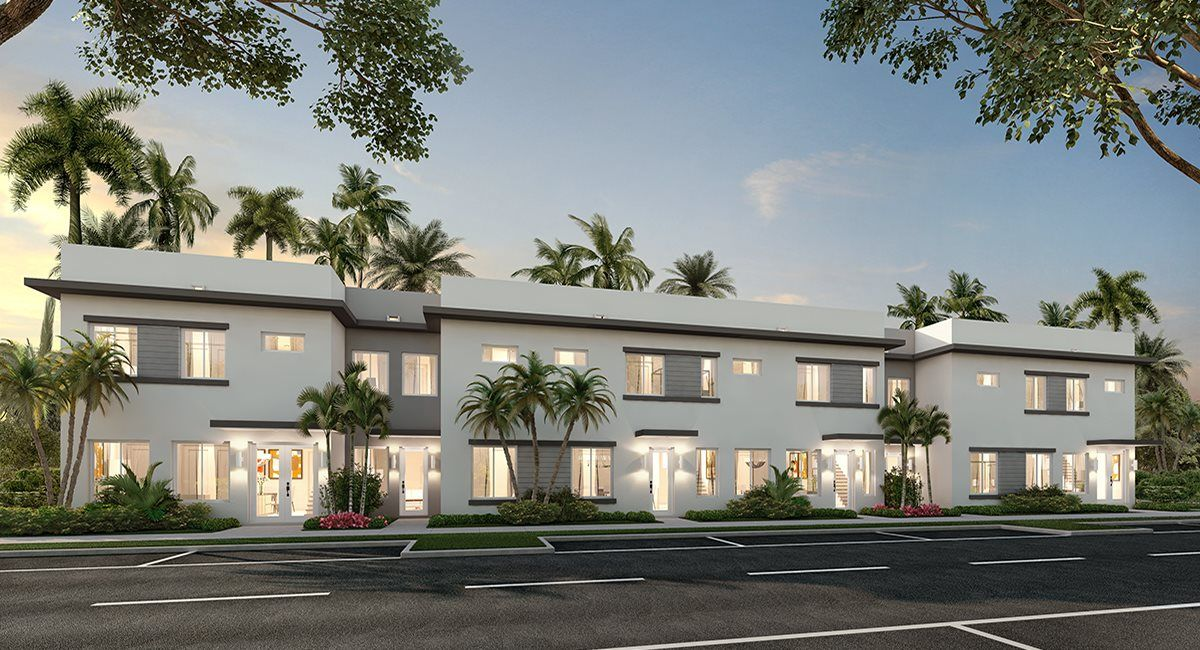 Exterior featured in the Model H By Lennar in Miami-Dade County, FL