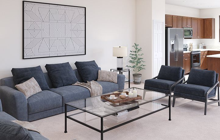Living Area featured in the Perennial By Lennar in Miami-Dade County, FL