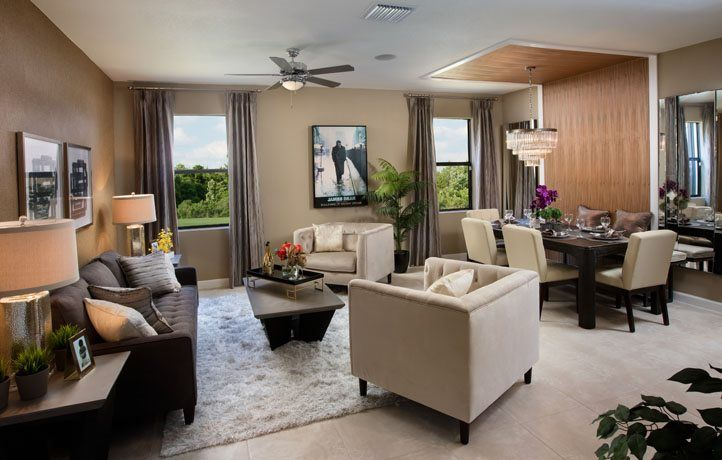 Living Area featured in the Banyan By Lennar in Miami-Dade County, FL