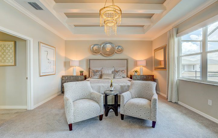Bedroom featured in the PALMETTO By Lennar in Punta Gorda, FL