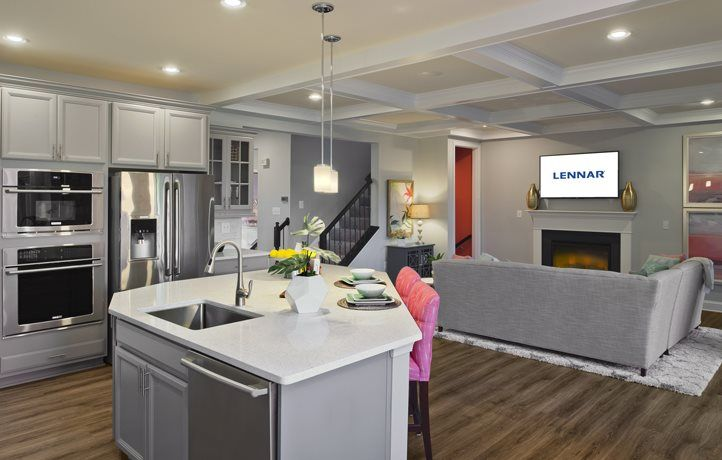 Living Area featured in the Canton By Lennar in Sussex, DE