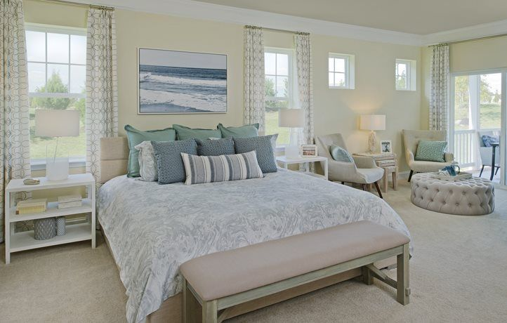 Bedroom featured in the Dover By Lennar in Sussex, DE