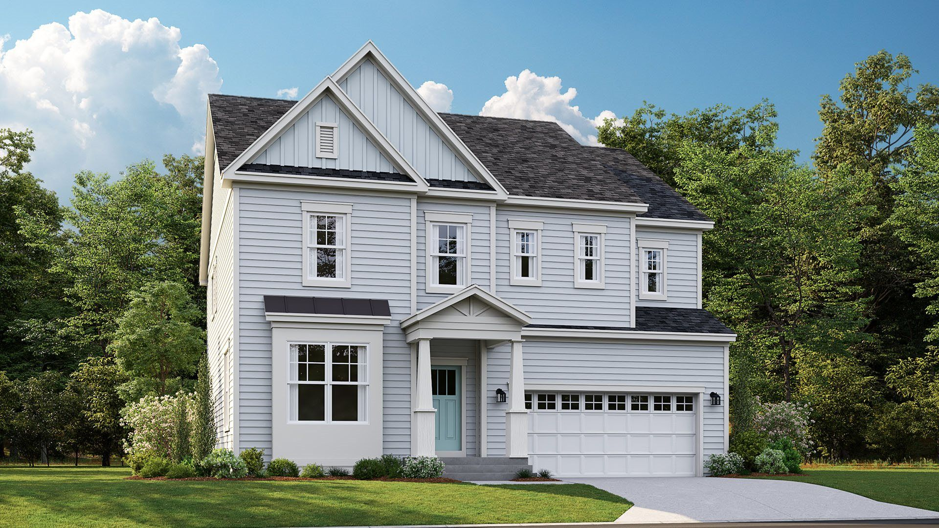 Exterior featured in the Norwood By Lennar in Sussex, DE