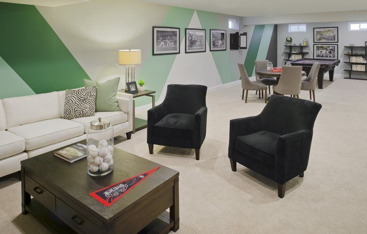Living Area featured in the Norwood By Lennar in Sussex, DE