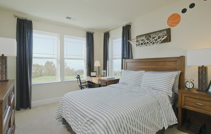 Bedroom featured in the Norwood By Lennar in Washington, MD
