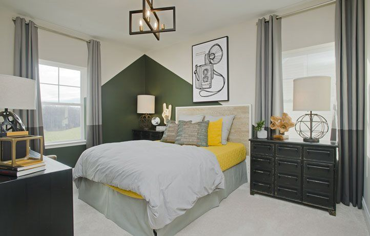 Bedroom featured in the Powell By Lennar in Baltimore, MD