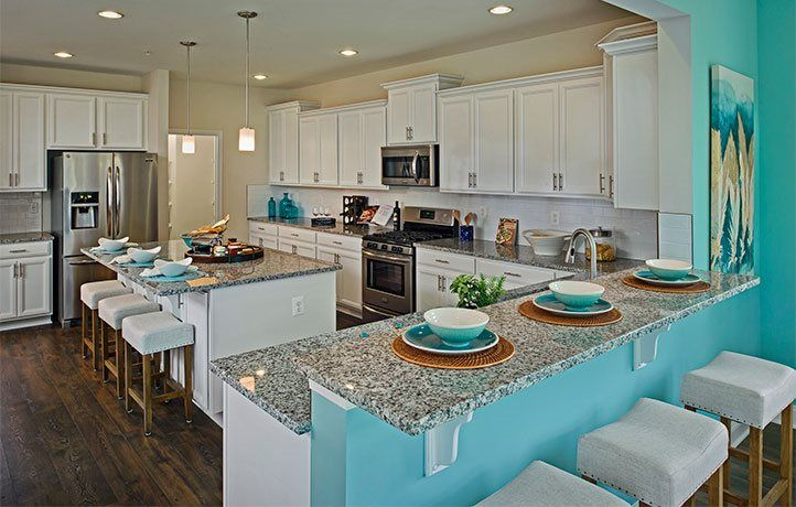 Kitchen featured in the Norwood By Lennar in Baltimore, MD
