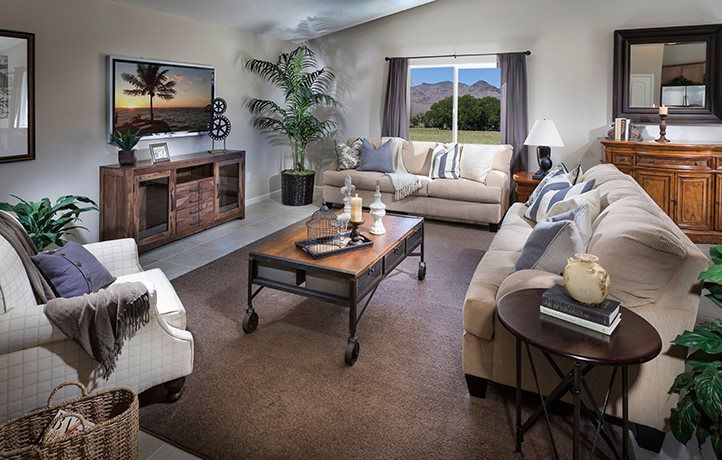 Living Area featured in The Ponderosa By Lennar in Reno, NV