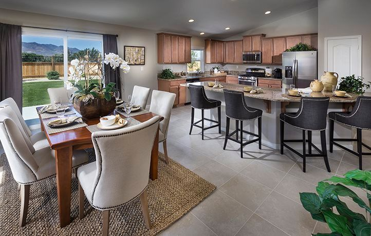 Kitchen featured in The Ponderosa By Lennar in Reno, NV