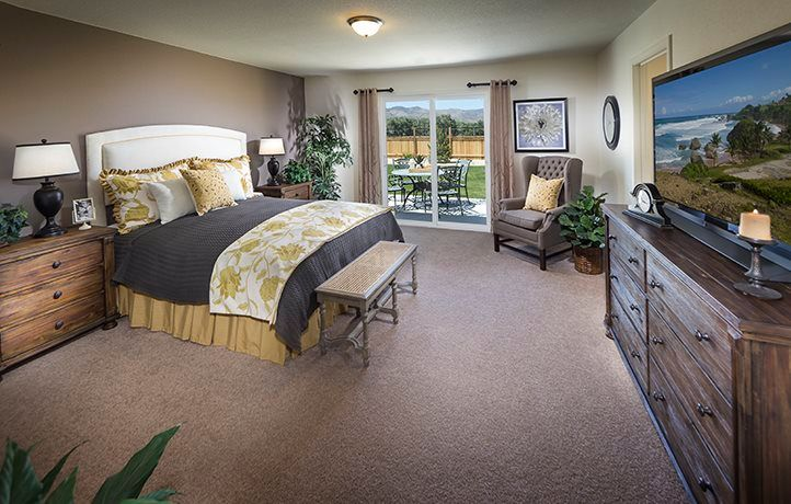 Bedroom featured in The Ponderosa By Lennar in Reno, NV