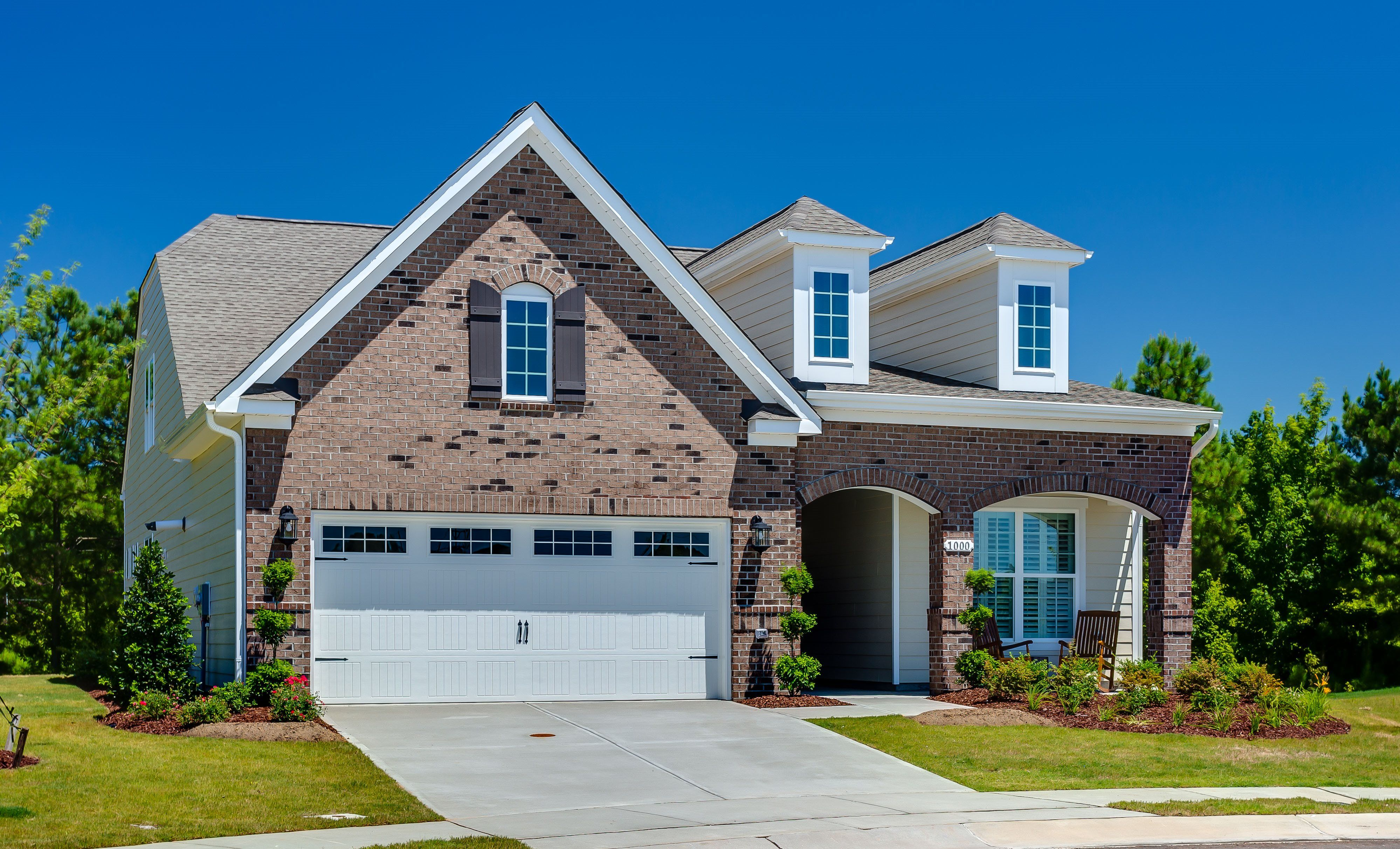 Exterior featured in the Bliss II By Lennar in Raleigh-Durham-Chapel Hill, NC